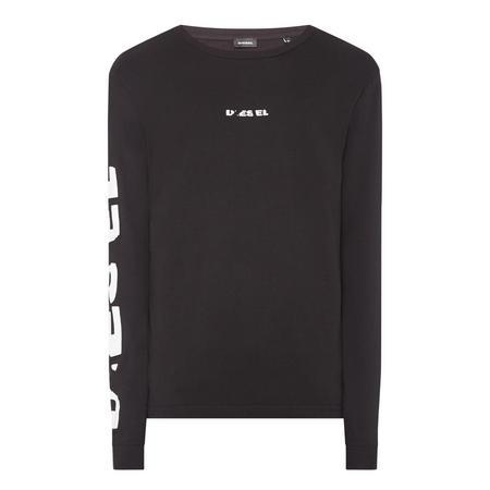 T-Joe Long Sleeve T-Shirt Black