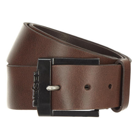 B-Deal Leather Belt Brown