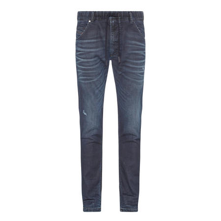 Krooley Jogger-Style Jeans Dark wash