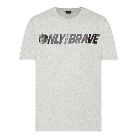 T-Just Brave T-Shirt Grey