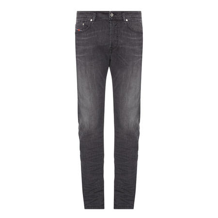 Waykee Straight Fit Jeans Grey