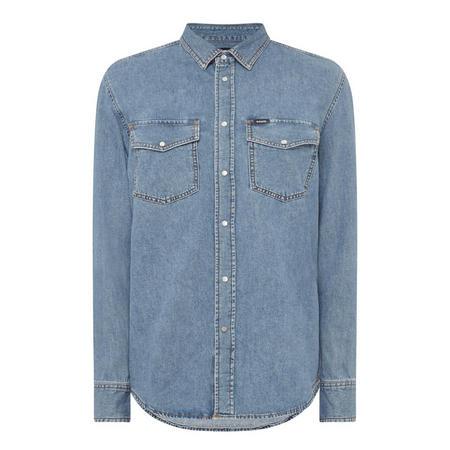 D-Rooke Denim Shirt Blue