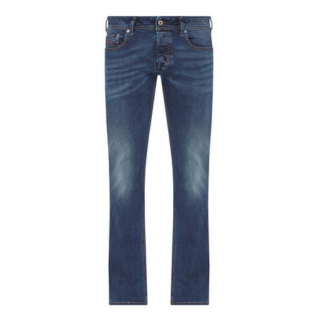 Zatiny Straight Fit Jeans Blue