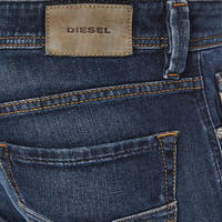 Larkee Straight Fit Jeans Blue