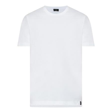 Daniel Crew Neck T-Shirt White