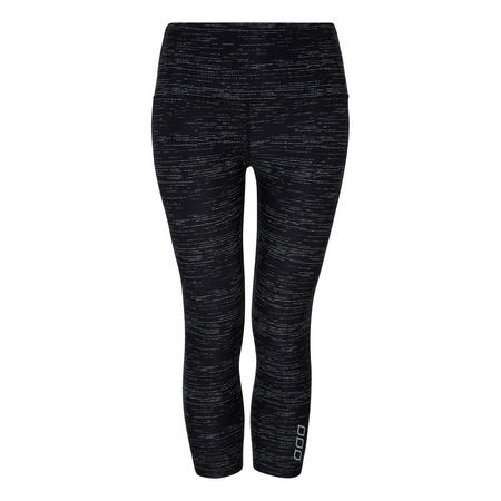 Virtually Invisible 7/8 Leggings Black