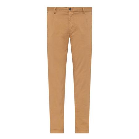 Slim Fit Trousers Camel