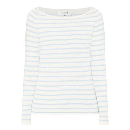 Nive Striped Sweater