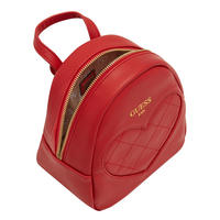 Heart Backpack Small Red