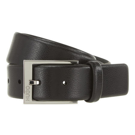 Gellot Leather Belt Black