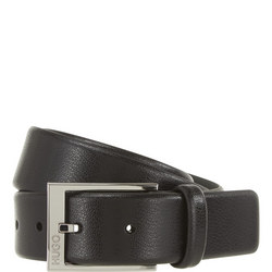 Gellot Leather Belt Black