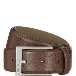 Gellot Leather Belt Brown