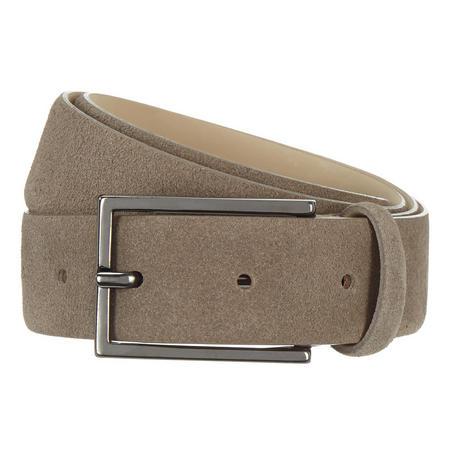 Gavrilo Suede Belt Grey