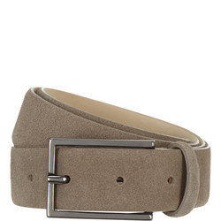 Gavrilo Suede Belt Grey