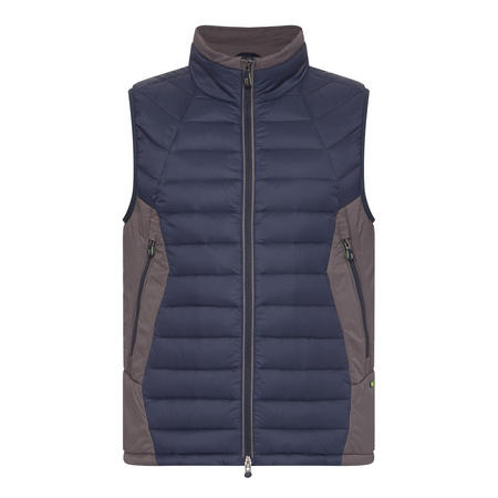 Insulated Gilet Navy