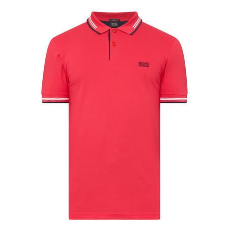 Paddy Polo Shirt Pink Pink