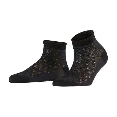 Dolce Vita Sneaker Socks Black