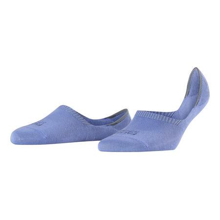 Step No Show Liner Socks Blue