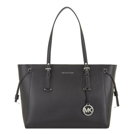 Voyager Tote Bag Black
