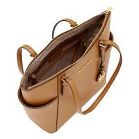 Jet Set Saffiano Leather Large Tote Bag
