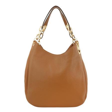 Fulton Leather Tote Bag Brown