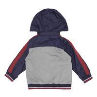 Babies Colour Block Bomber Jacket Multicolour