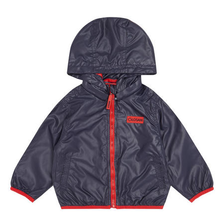 Babies Windbreaker Jacket Navy