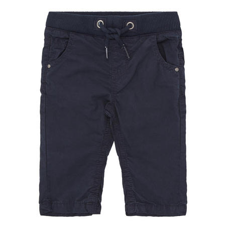 Babies Pull Up Trousers Blue