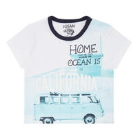 Babies Ocean T-Shirt White