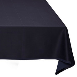 Engesvik By Hand Tablecloth Blue Abyss Large