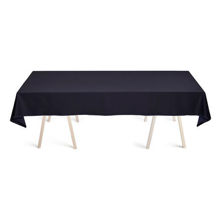 Engesvik By Hand Tablecloth Blue Abyss Medium