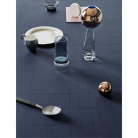 Engesvik By Hand Tablecloth Blue Abyss Medium