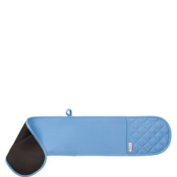 Double Oven Glove Blue