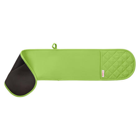 Double Oven Glove Green