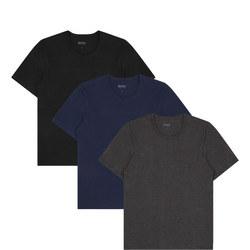 Three-Pack T-Shirts Multicolour
