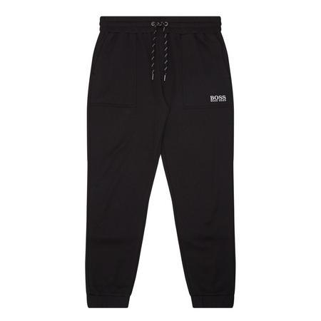 Cuffed Sweatpants Black