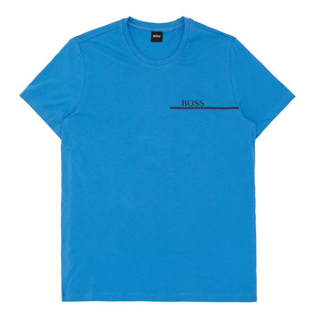 Relaxed Fit T-Shirt Blue