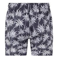 Piranha Thistle Print Swim Shorts Multicolour