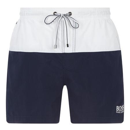 Flounder Swim Shorts Navy