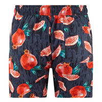 Pomegranate Print Swim Shorts Multicolour