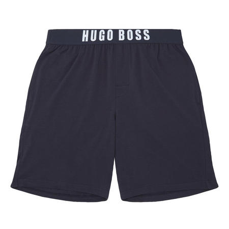 Identity Pyjama Shorts Navy