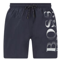 Octopus Swim Shorts Grey