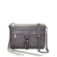 Mini M.A.C. Crossbody Bag Grey