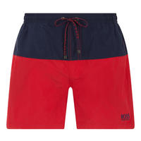 Flounder Swim Shorts Red