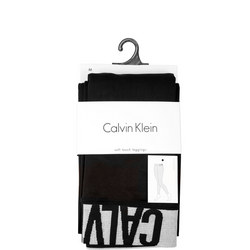 Modern Cotton Logo Leggings