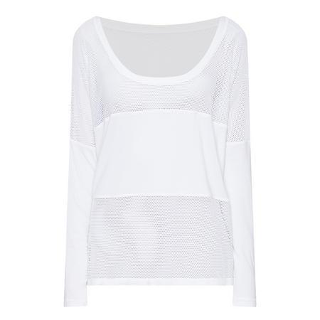 First Light Long Sleeve T-Shirt White