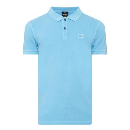 Prime Polo Shirt Blue