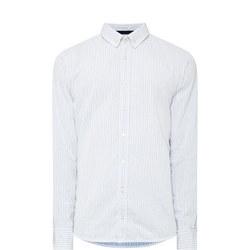 E Preppy Shirt Blue
