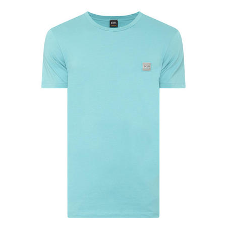 Tommy Logo T-Shirt Blue