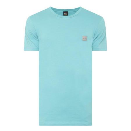 Tommy Logo T-Shirt Blue